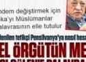 Paralel örgütün meczubu, hocası Gülen'e palavracı dedi!