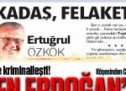 Ertuğrul Özkök'ten Cumhurbaşkanı Erdoğan'a tehdit!