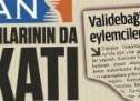 Paralel gazete cami düşmanlarının da avukatı oldu!