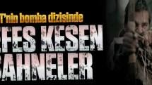 TRT'nin bomba dizisinde nefes kesen sahneler