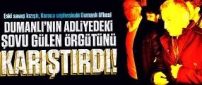 Ekrem Dumanlı'nın adliyedeki şovu Gülen örgütünü karıştırdı!