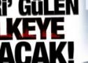 'Firari' Gülen o ülkeye kaçacak!
