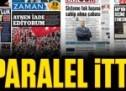 Paralel ittifak değil de ne; o gazeteler Gülen'e yakalama kararını görmediler!