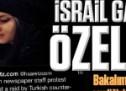 Zaman binasından İsrail gazetesine özel poz!