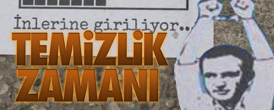 İzmir'den Gülen örgütüne görülmedik tepki!