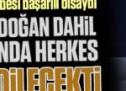 Tayyip Erdoğan dahil aklı başında herkes idam edilecekti!
