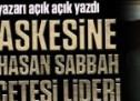 Akşam yazarı açık açık yazdı; alim maskesine bürünmüş çete lideri Gülen!