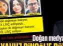 Doğan medyası tarafından linç edilen Yavuz Bingöl'e büyük destek