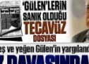Kardeş ve yeğen Gülen'in yargılandığı tecavüz davasında sır CD