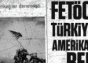 FETÖ'cü alçak Türkiye'yi işgalci Amerikan askerlerine benzetti!