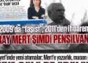 Gülen örgütünün Cumhuriyet'inde Mert'e yazarlık mason gazeteciye tepe yöneticilik!
