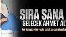 Sıra sana da gelecek Ahmet Altan!