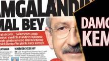 Kılıçdaroğlu damgalandı!