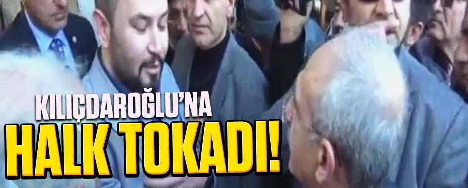Kılıçdaroğlu'na halk tokadı!