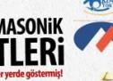 Gülen'in masonik işaretleri