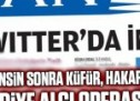 """Küfür timleri enselendi Gülen örgütü """"özgürlük"""" yalanına başladı!"""
