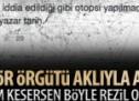 Emniyet'in raporu Gülen terör örgütünün o yalanını boşa çıkardı!