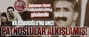 Kılıçdaroğlu'nu önce Patnoslular alkışlamış!