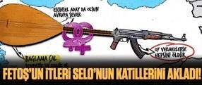 Fetoş'un itleri Selo'nun katillerini akladı!