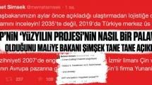 """CHP'nin """"yüzyılın projesi""""nin palavra olduğunu Maliye Bakanı tane tane anlattı!"""