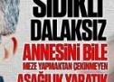 Akit yazarından Ahmet Hakan için çok sert yazı