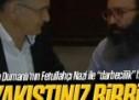 """Ekrem Dumanlı'nın Fetullahçı Nazi ile """"darbecilik"""" hatırası!"""