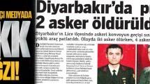 Fetullahçı medyada PKK ağzı!