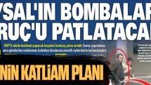 HDP'nin katliam planı