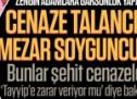Ahmet Hakan'ın son sıfatı; cenaze talancısı, mezar soyguncusu!