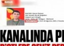 FETÖ kanalında PKK'lı teröristlere şehit dediler!