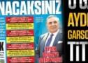 O gazeteden Aydın Doğan'la garsonu Ahmet Hakan'ı titretecek manşet!