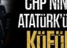 CHP'nin temsili Atatürk'ü törende küfür etti!