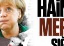 Hain Zeko Merkel'e sığındı!