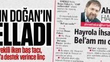 Aydın Doğan'ın celladı Ahmet Hakan'dan o isme linç