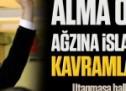 Alma o Fetocu ağzına İslam'ın kutsal kavramlarını ulan!