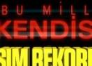 Paylaşım rekoru kıran Erdoğan klibi