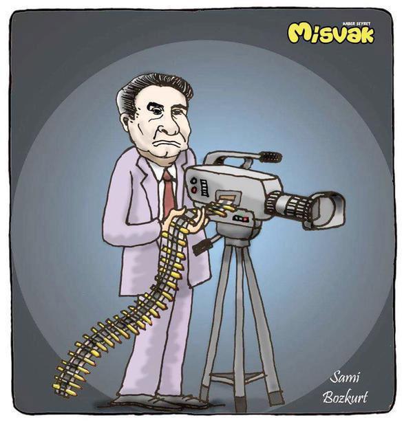 televizyon silahı