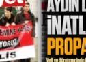 Aydın Doğan'dan inatla terör propagandası