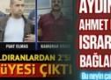 Aydın Doğan'dan Ahmet Hakan'a saldırıyı ısrarla Ak Parti'ye yıkma operasyonu!