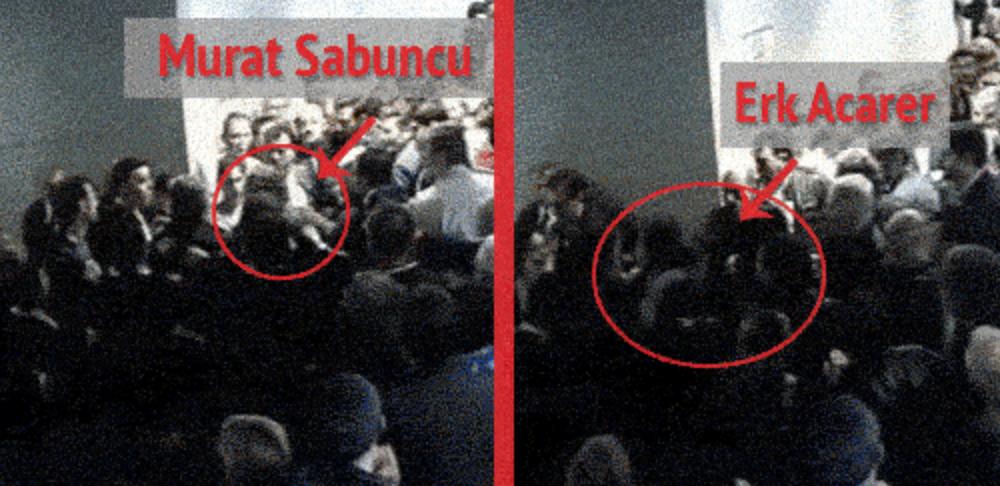 Yalanların ve yalancı tanıklarınla yırtamayacaksın Murat Sabuncu; hepiniz oradaydınız!