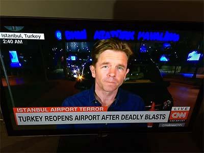CNN'den Türkiye'ye medya terörü!