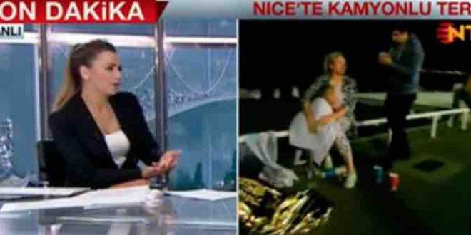 NTV'de skandal sözler