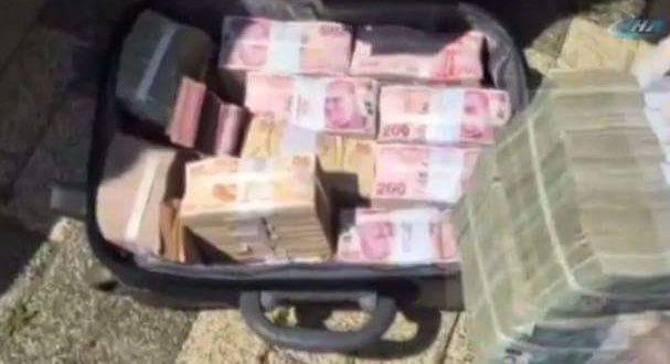 FETÖ'cü hırsız bavul dolu parayla yakalandı