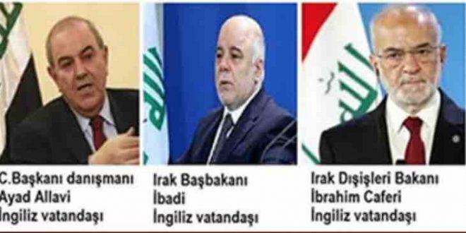 Türkiye'ye 'Irak' İngiliz köpekleri!