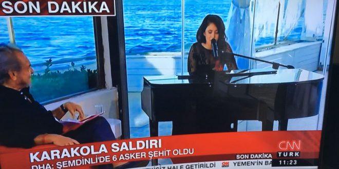 CNN Türk'te skandal yayın