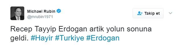 FETÖ beslemesi Neocon it PKK'yı yaladı