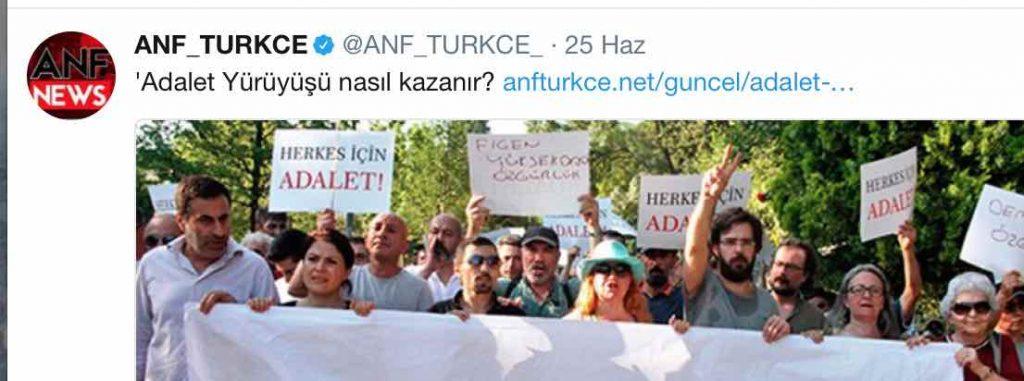 CHP'ye FETÖ'nün ortağı PKK da akıl veriyor!