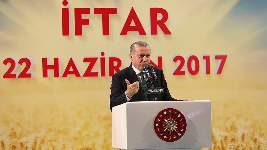 PKK silahları gömene kadar biz onları gömeceğiz