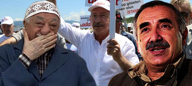 CHP'yi FETÖ ve PKK yönlendiriyor