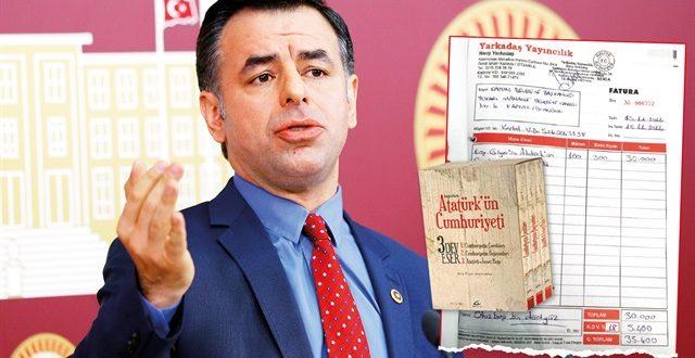 Kendi belediyesini kazıklayan CHP'li vekil!